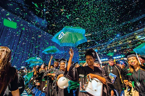 Tulane Commencement